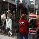 La AFIP clausuró 11 locales en el microcentro por no emitir facturas