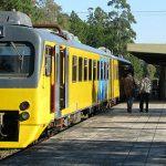 Arribó a Montevideo el primer tren de prueba que unirá a la Argentina con Uruguay