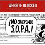 Anonymous atacó en Argentina y hackeó la web de CAPIF