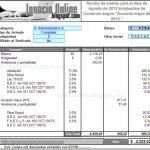 Empleados de Comercio: liquidación de haberes Agosto 2012