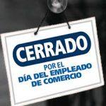 Entre Ríos: Se promulgó la adhesión al Día del Empleado de Comercio