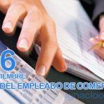 Día del empleado de comercio: Caso Práctico de liquidación.