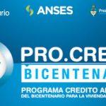 PRO.CRE.AR: sigue abierta la inscripción para interesados en los créditos