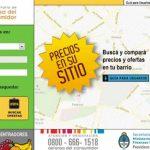 Preciosensusitio.gob.ar: un portal para comparar precios y buscar ofertas en todo el país