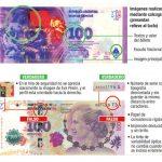 ¿Cómo detectar si un billete de Eva Perón es falso?