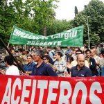 Aceiteros: Las negociaciones paritarias del sector se encuentran trabadas