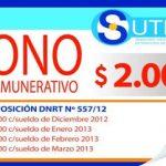 FATERYH Homologan el acuerdo de 2.000 pesos para Encargados de Edificios