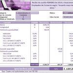 Empleados de Comercio: liquidación sueldo Febrero 2013