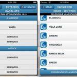 Cómo descargar la aplicación con los horarios del Sarmiento «Trenes en vivo»