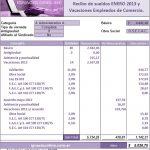 Empleados de Comercio: Liquidación de vacaciones enero 2013 – Ejemplo