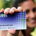 Tarjeta SUBE se podría recargar por cajero automático o internet