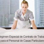 Ley Régimen Especial de Contrato de Trabajo para el Personal de Casas Particulares