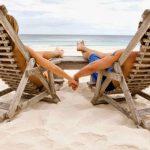 Matrimonio y vacaciones en forma conjunta y simultanea