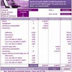 Empleados de Comercio: Liquidación de vacaciones Enero 2014 – Ejemplo