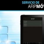 AFIP lanzó su App «AFIP Móvil»
