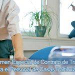 Servicio doméstico: alícuotas ART a partir de noviembre de 2014