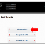 Como solicitar la Autorización de Impresión de Comprobantes (CAI)