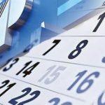 Vencimientos de la semana del 29 de diciembre de 2014 al 2 de enero de 2015