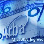 Alícuotas Ingresos Brutos 2015 Provincia de Buenos Aires Ley 14.653