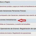 Empadronamiento en el Registro de Operaciones Inmobiliarias (ROI)