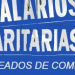 Se firmó el acta acuerdo de Empleados de Comercio 2015