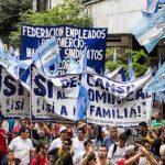 Empleados de Comercio piden la homologación de su paritaria