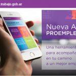 Trabajo lanzó una aplicación para buscar empleo en los celulares