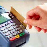 Sólo el titular de la tarjeta de crédito se puede descontar las percepciones de ganancias