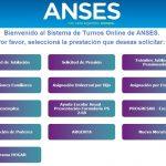 Paso a paso el nuevo Sistema de turnos de ANSES