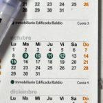 Calendario de vencimientos ARBA 2016