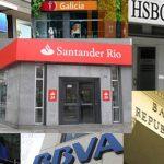Los bancos atenderán al público hasta las 13 horas el 24 y el 31