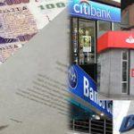 Bancarios acordaron el pago de un bono de 5500 pesos