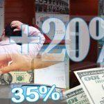 Cómo recuperar el 20% del dólar ahorro y el 35% de las compras en el exterior