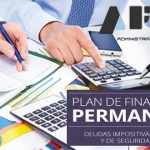 Aspectos principales del Plan de Financiación Permanente RG 3827