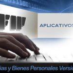 Aplicativo Ganancias y Bienes Personales Versión 17 release 0