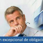 Preguntas frecuentes: Régimen de Regularización excepcional de obligaciones