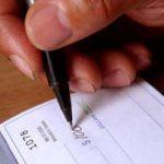 Vence el plazo para en el registro de reducción del impuesto al cheque