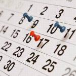 Así queda el calendario de Feriados 2017