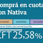 Así es el el plan de hasta 50 cuotas del Banco Nación