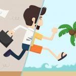 Fraccionamiento de las vacaciones