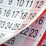 Los feriados que quedan de 2017
