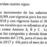 Camioneros: acuerdo salarial del 23%