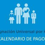 Asignación Universal por hijo Calendario de pago Junio 2019