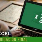 Planilla Excel liquidación final. Renuncia, Despido con y sin justa causa