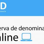 IGJ cómo hacer la Reserva de nombre online