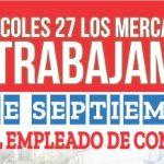 Rosario: El miércoles 27 es feriado para los Empleados de Comercio