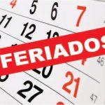 ¿El 8 de Julio es feriado o día no laborable?