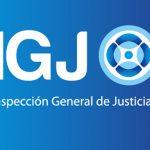 RG 8/2017 IGJ Modificación. Resolución General 6/2017