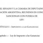 Este es el proyecto de Reforma Tributaria