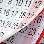 Decreto 923/17 Días no laborables con fines turísticos 2018-2019